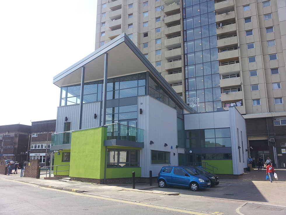 Green Towers Community Centre N9 Leisure Projects